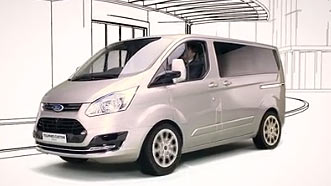 Ford Tourneo - Director Carl Fospero