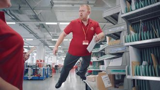 Royal Mail Harry Potter Stamps Commercial - Director Simon Delaney for M & C Saatchi