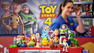 Smyths Toy Story 4 - Director Maria Goulamhoussen for Disney